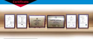 Fixtec Carbon Steel Plastering Trowel with Soft Grip Plastic Handle pictures & photos