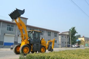 Brand New Wheel Loader Working Two Side pictures & photos