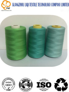 China Poly Poly Core-Spun Sewing Thread Wholesale pictures & photos