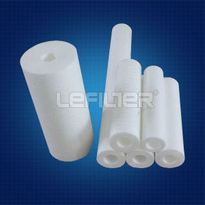 Water Filter System PP Mirco Fold Element with High Efficiency pictures & photos