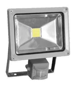 20W PIR Sensor LED Flood Light pictures & photos