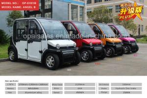 Electric Mini Car Mobolity Car Family Used Mini E-Car pictures & photos