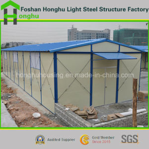 Mobile House Sandwich Panel Prefabricated House pictures & photos