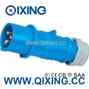 Cee Form Wonderful Quality  16A 3p Blue Electric Plug pictures & photos