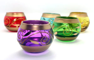 Glass Jar Candle Holder pictures & photos