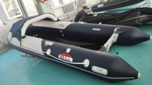 Outdoor Water Sport Inflatable PVC Tube Boat for Fishing pictures & photos