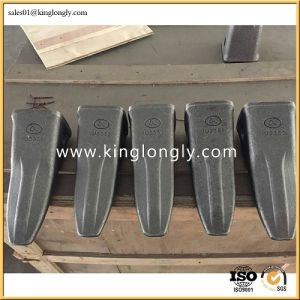 Daewoo Doosan Excavator Bucket Teeth Stainless Steel Forging Not Casting pictures & photos