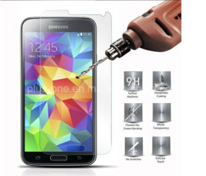 2.5D 9h Cured Japanese Tempered Glass Screen Protector HD Clear Anti Shock for Mobile Phone Samsung S6