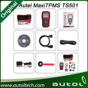 2016 100% Original Autel Maxitpms Ts501 TPMS Diagnostic&Service Tool pictures & photos
