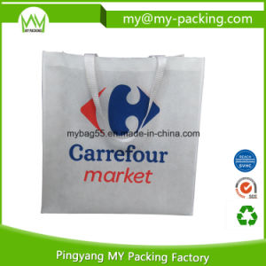 Reusable Heat Transfer Non-Woven Promotion Bag for Shopping pictures & photos