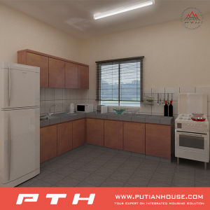 Prefabricated Modular Container House for Mining Camp/Accommodation with Kitchen/Office/Toilet pictures & photos