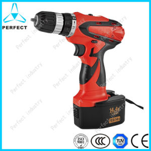 14.4V Two Speed Ni-CD Hand Cordless Drill pictures & photos