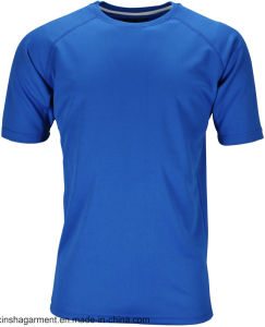 2017 Wholesale Moisture Wicking Mens T Shirt (A003) pictures & photos