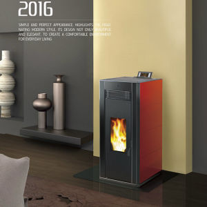 Indoor Fireplace Wood Stove Pellet Stove (CR-04) pictures & photos