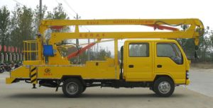 Foton 4X2 High Altitude Operation Trucks for Hot Sale pictures & photos
