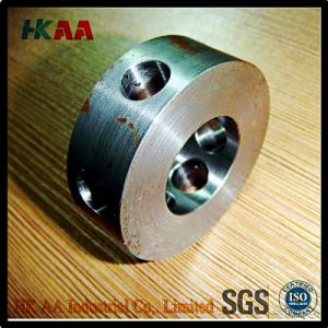 OEM Brass Aluminum 0.005 - 0.01mm Tolerance 4-Axis CNC Milling pictures & photos
