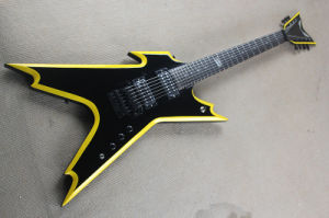 Hanhai Music/Unusual Shape Electric Guitar with 7 Strings (RAZORBACK 7) pictures & photos