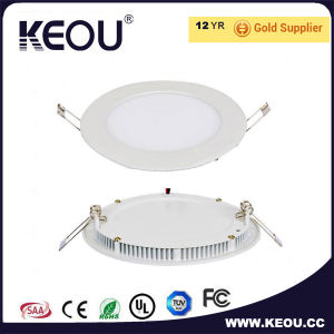 Circular LED Panel Light Recessed Panel LED pictures & photos