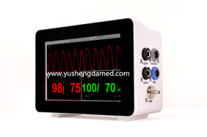 Ce Certified High Qualified 7 Inch Medical Diagnosis Patient Monitor pictures & photos