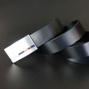 New Style Fashional Men′s Fullgrain Leather Belt pictures & photos