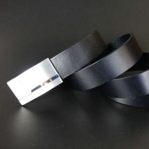 New Style Fashional Men′s Fullgrain Leather Belt