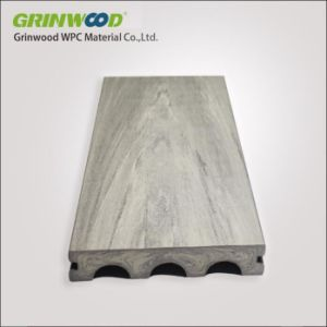 New Arrival Marble Texture Mixed Color WPC Flooring pictures & photos