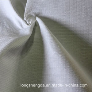 75D 230t Water & Wind-Resistant Anti-Static Sportswear Woven Peach Skin 100% Jacquard Polyester Fabric Grey Fabric Grey Cloth (E187B) pictures & photos