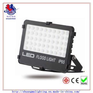 50W LED Flood Light with 3 Years Warranty Ce RoHS