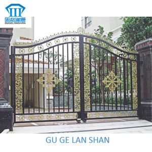 High Quality Crafted Wrought Iron Gate/Door 032 pictures & photos