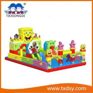 Funny Bouncy Castle, Amusement Park Inflatable Castle Txd16-212464 pictures & photos