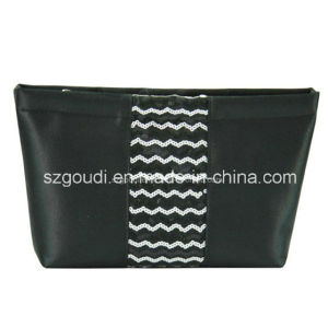Beaded Fashion Flight Promotional Makeup Cosmetic Bag