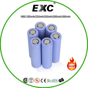 The Cheapest Battery Authentic 3.7V 18650 3000mAh Battery pictures & photos