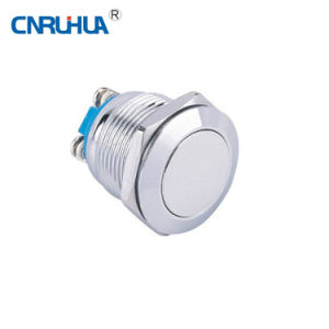 New Style Illuminated Metal Push Button Switches pictures & photos