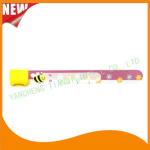 Entertainment Professional Manufacture Kids ID Child Wristbands Bracelet Bands (KID-2-20) pictures & photos