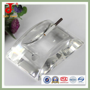 20*13.5*6cm Clear European Ashtray (JD-CA-208) pictures & photos