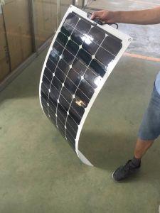 100W Flexible Solar Panel for Golf Car pictures & photos