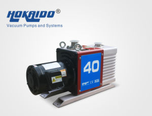 Oil Lubricated Rotary Spring-Free Vane Vacuum Pump (2RH040C)