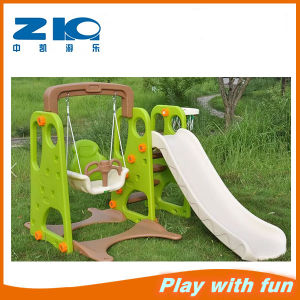 Children Playgrund with Swing Set pictures & photos