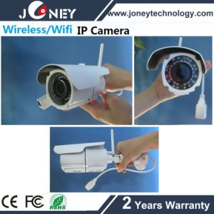 Outdoor HD 1080P 2 Megapixel Onvif Low Cost CCTV Wireless WiFi IP Camera pictures & photos