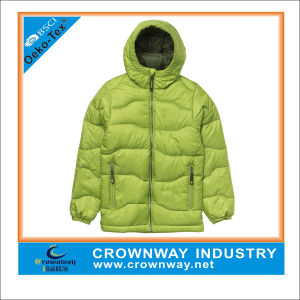 Lightweight Outdoor Down Jacket for Men in The Winter pictures & photos