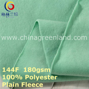 100%Polyester Single Brush Knitted Fabric for Textile Sweater (GLLML403) pictures & photos