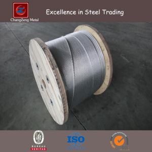 Zinc Coated Steel Wire Strand (CZ-W54) pictures & photos