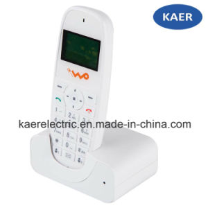 2g Fixed Wireless Handheld Phone pictures & photos