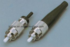 Simplex FC/PC 2.0mm Fiber Optic Connector pictures & photos