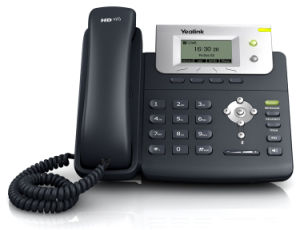 Yealink SIP-T21 Entry-Level IP Phone - Yealink T21p