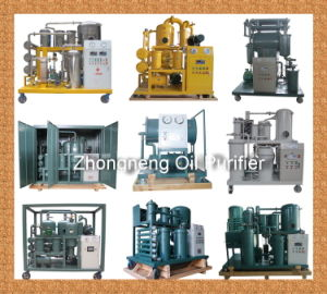 Hydraulic Oil Filtration Plant /Hydraulic Oil Purifier pictures & photos
