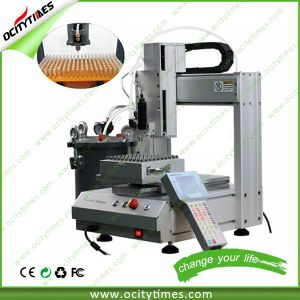 Ocitytimes Electronic Cigarette Oil Hand Vape Filling Machinefilling Machine pictures & photos