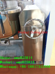 Cosmetic Toothpaste Cream Chocolate Homogenizer Mixer (ZJR-200) pictures & photos