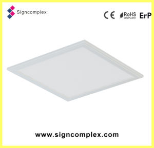 100lm/W Epistar 2835 600X600 LED Suspended Ceiling Lighting Panel with Ce RoHS ERP pictures & photos