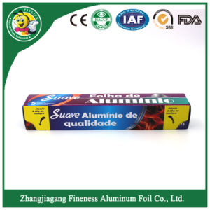 Kitchen Ware Aluminum Foil Roll for Food Package pictures & photos